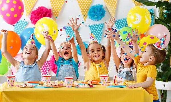 Παιδικό πάρτι: Φτιάξτε πρωτότυπα στολίδια για τα γενέθλια του παιδιού σας (vid)
