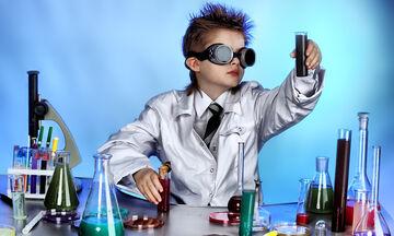 Πειράματα με τζελ και νερό που θα ενθουσιάσουν τα παιδιά