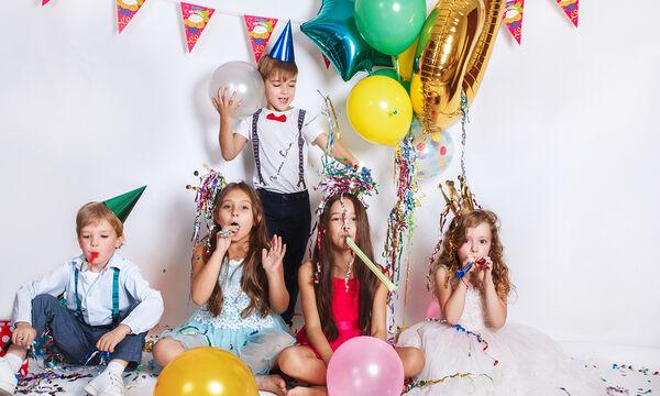 Fiver Party: Μάθετε τα πάντα για το νέο τρεντ στα παιδικά πάρτι