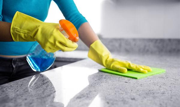 Λευκό ξύδι: Φτιάξτε το δικό σας καθαριστικό για όλες τις χρήσεις