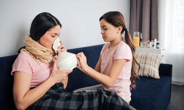 Πέντε λόγοι για τους οποίους δεν είναι και ό,τι καλύτερο να είσαι άρρωστη και μαμά