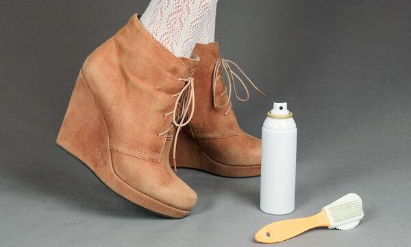 Πώς να καθαρίσετε τα suede παπούτσια σας