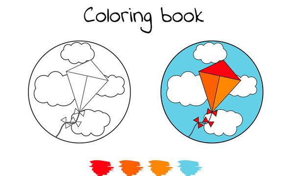 Χρωμοσελίδες για παιδιά: Ζωγραφίστε τους χαρταετούς της Καθαράς Δευτέρας