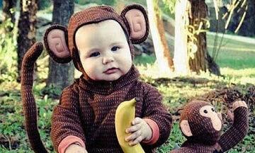 Απόκριες: Μωρά «ντύθηκαν» ζωάκια και είναι ό,τι πιο χαριτωμένο έχετε δει! (pics)