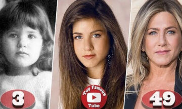 Jennifer Aniston: Σπάνιες φωτογραφίες από την παιδική της ηλικία που θα σας εντυπωσιάσουν (vid)