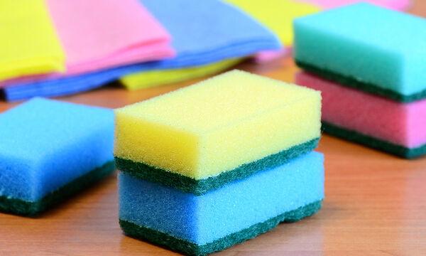 Σφουγγάρι: Τι άλλο μπορείτε να κάνετε με αυτό εκτός από το να πλύνετε τα πιάτα
