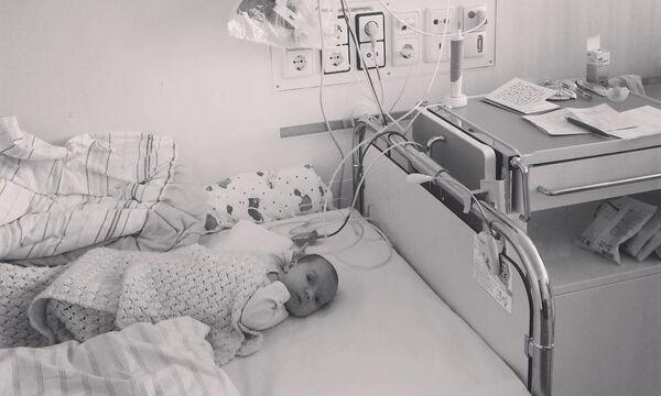 Μαμά περιγράφει τις δύσκολες στιγμές που έζησε όταν το νεογέννητό της έπρεπε να μπει στο νοσοκομείο