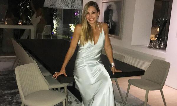 Αυτή είναι η υπέροχη κόρη της Ελένης Πετρουλάκη, Ιλιάνα (pics)