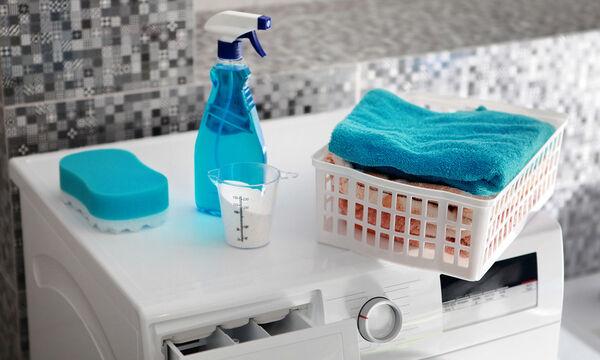 Πώς να καθαρίσετε το πλυντήριο ρούχων με λευκό ξύδι και μαγειρική σόδα