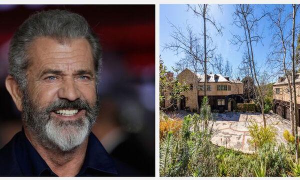 Mel Gibson: Δείτε φωτογραφίες από το εντυπωσιακό του σπίτι στο Malibu (pics)