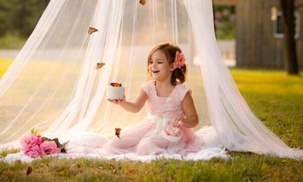 Τσιμπιδάκια, λαστιχάκια και δαχτυλίδια: Ό,τι θέλει μια μικρή πριγκίπισσα