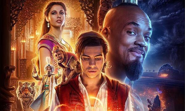 Το live action τρέιλερ της νέας ταινίας Aladdin είναι πιο μαγικό απ' ό,τι περιμέναμε (vid)