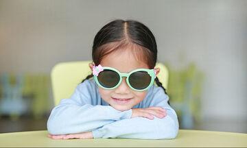 Απλές συμβουλές για τη φροντίδα των ματιών του παιδιού σας