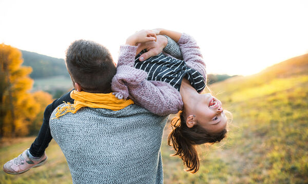 Το μάθημα ζωής που θα ήθελα οι κόρες μου να θυμούνται από εμένα