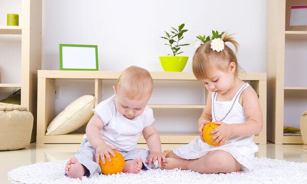 Διακοσμήστε το παιδικό δωμάτιο με μια εντυπωσιακή ραφιέρα