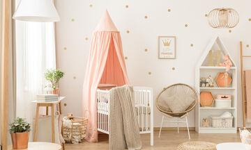 Διακοσμήστε το παιδικό δωμάτιο με όμορφες και οικονομικές κορνίζες