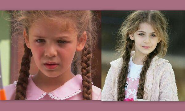Δείτε πόσο μεγάλωσε το κοριτσάκι της σειράς «Ελίφ» (pics & vid)