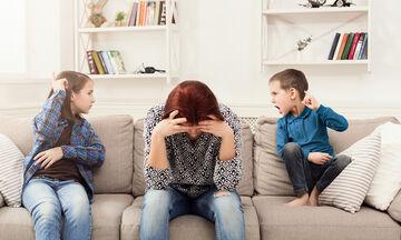Καβγάδες ανάμεσα στα αδέρφια: Τι μπορείτε να κάνετε όταν τα παιδιά σας τσακώνονται