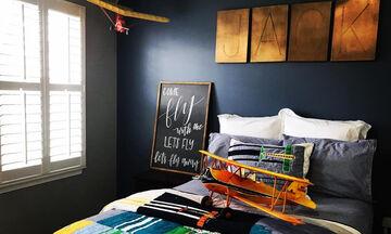 Παιδικό δωμάτιο με θέμα το αεροπλάνο - Ιδέες διακόσμησης που θα σας απογειώσουν! (pics)