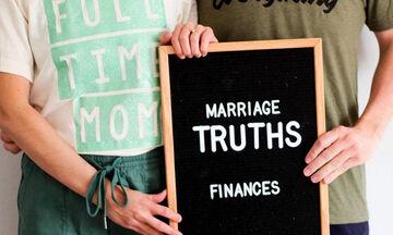 Μαμά μας συμβουλεύει πώς να διαχειριζόμαστε τα οικονομικά μας για να έχουμε έναν ευτυχισμένο γάμo