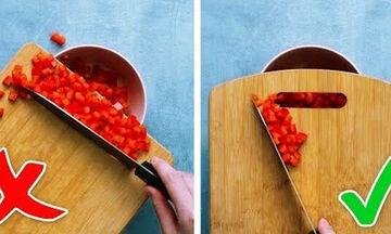 Κάντε τη ζωή σας εύκολη με αυτά τα έξυπνα κόλπα μαγειρικής (pics)