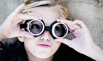 Κρεμαστό καλειδοσκόπιο για κορίτσια