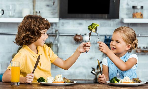 Διατροφή παιδιών: Τρόφιμα πλούσια σε ασβέστιο