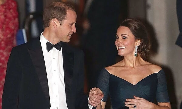 Kate Middleton - Πρίγκιπας William: Δείτε τις πιο τρυφερές στιγμές του ζευγαριού (vid)
