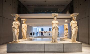 25η Μαρτίου στο Μουσείο Ακρόπολης: Δωρεάν είσοδος με προγράμματα για γονείς και παιδιά