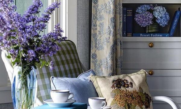 Ανοιξιάτικη διακόσμηση σπιτιού: Αυτές οι ιδέες είναι όμορφες και οικονομικές (pics + vid)