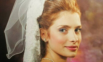 11 vintage φωτογραφίες της Ελένης Μενεγάκη - Κάποιες ούτε η ίδια δεν τις θυμάται (pics)