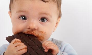 Σοκολάτα: Οφέλη και πότε μπορείτε να τη δώσετε στο μωρό σας