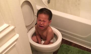 Η ζωή με τα παιδιά είναι γεμάτη εκπλήξεις (pics)