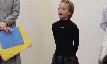 Μάντεψε ποιας καλλονής Χολιγουντιανής ηθοποιού είναι κόρη αυτό το κοριτσάκι