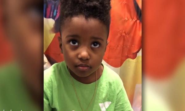 Υπάρχει μια λέξη που κάνει αυτόν τον 5χρονο να θυμώνει πολύ! Δεν θα πιστεύετε ποια είναι (vid)
