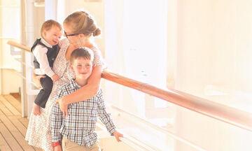 Μια μαμά μοιράζεται μαζί μας καθημερινές στιγμές που περνάει με τα δύο αγόρια της (pics)