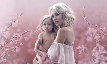Οι πιο ονειρεμένες φωτογραφίες μητρότητας που έχετε δει (pics)