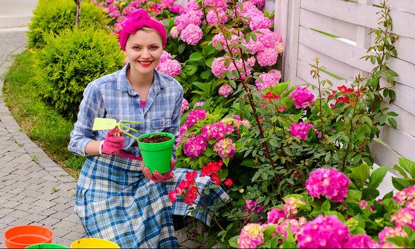 Κήπος: 5 βασικά βήματα για να υποδεχθείτε την Άνοιξη (vid)