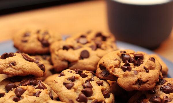 Απολαυστικά μπισκοτάκια με σοκολάτα (vid)