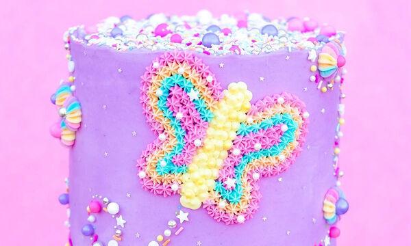 Οι πιο εντυπωσιακές ανοιξιάτικες τούρτες γενεθλίων για κορίτσια (pics)