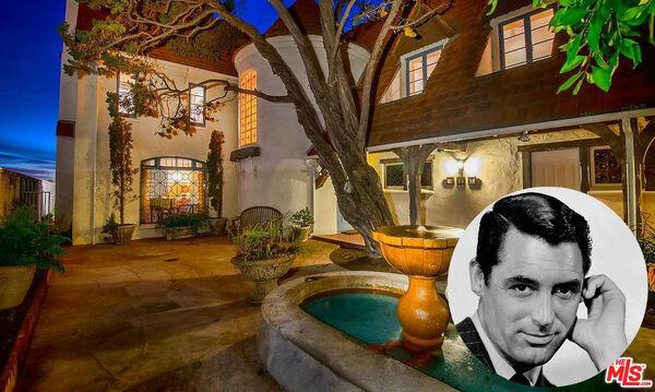 Το ιστορικό σπίτι του Cary Grant στην Santa Monica είναι φανταστικό! Δείτε φωτογραφίες (pics)