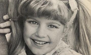 Δε θα πιστέψεις ποια pop τραγουδίστρια είναι το αξιαγάπητο κοριτσάκι της φωτογραφίας