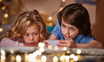 Το κόλπο που θα κάνει τα παιδιά σας να πετάξουν κινητά και tablet από τα χέρια (vid)
