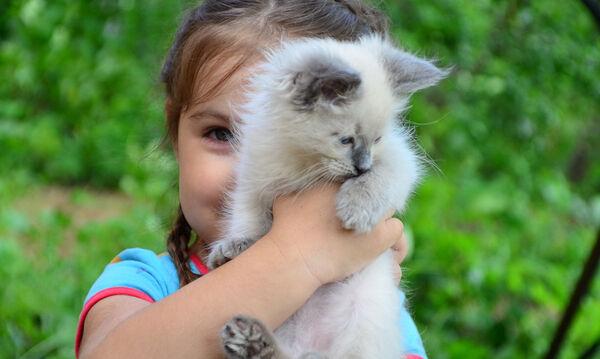 Κατοικίδια και παιδιά - Οφέλη για τα παιδιά από τη συμβίωση με ζώα