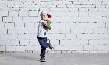 9χρονο αγόρι ετοιμάζεται να σπάσει όλα τα ρεκόρ στο Brake Dance- Δείτε τι καταπληκτικό κάνει! (vid)