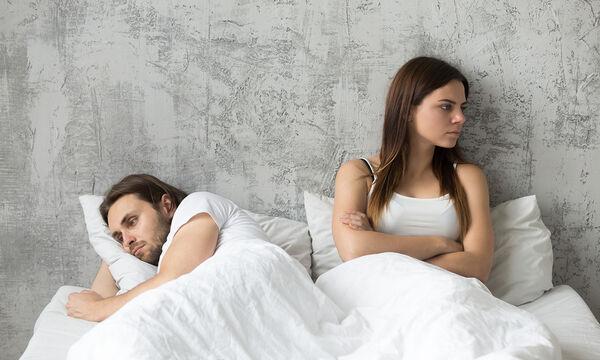 Λόγοι για τους οποίους ο άνδρας σου δεν θέλει να κάνετε σεξ
