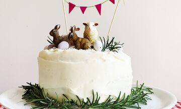 Πεντανόστιμο πασχαλινό κέικ σε 10 μόνο λεπτά - Το λέτε και τεμπέλικο