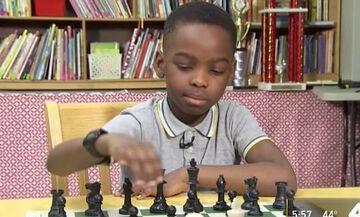 Ο Πρωταθλητής Σκακιού της Νέας Υόρκης είναι 8 χρονών και άστεγος! (pics & vid)