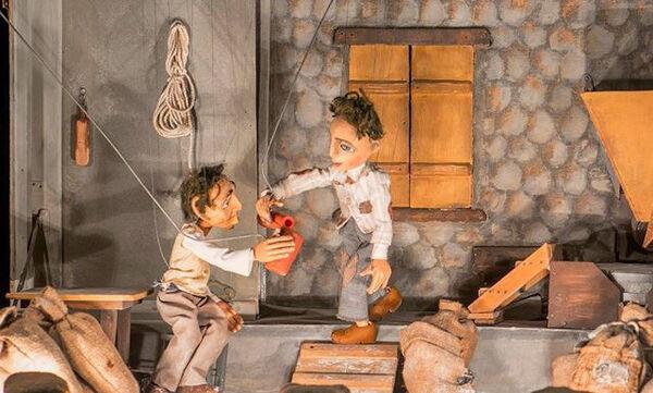 «Tο αγόρι με τα μαγικά δάκτυλα»: Θέατρο μαριονέτας για παιδιά 4 ετών και άνω