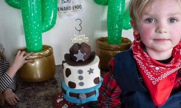 Cowboy & cowgirl party: Γιορτάστε τα γενέθλια του παιδιού σας ταξιδεύοντας στην Άγρια Δύση!  (pics)